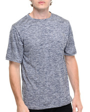 Basic Essentials - Basic Marled Performance S/S Tee