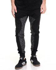 Men - Contrast Terry Joggers
