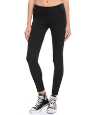 Bottoms - Fitted Waistband Ponte Legging
