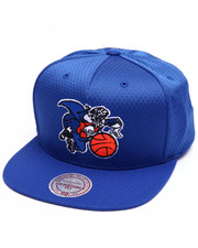 Men - New York Knicks Jersey Mesh HWC Snapback Cap