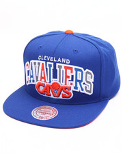 Mitchell & Ness - Cleveland Cavaliers Reflective Tri Pop Arch Logo HWC Snapback Cap