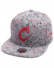 Hats - C Logo Splatter Snapback