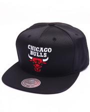Mitchell & Ness - Chicago Bulls Jersey Mesh Snapback Cap