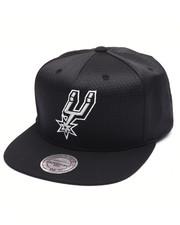 Mitchell & Ness - San Antonio Spurs Jersey Mesh HWC Snapback Cap