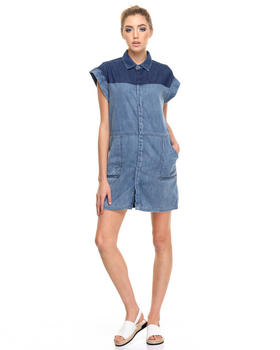 Diesel - DE-WONG DENIM DRESS