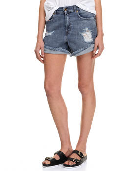 Diesel - DE-SCOTT DISTRESSED BOYFRIEND SHORTS