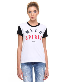 Tops - T-SULLY-BIC WILD SPIRIT TEE