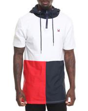 Shirts - T F Block S/S Hoodie