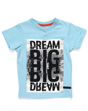 Short-Sleeve - ASPIRE TEE (2T-4T)