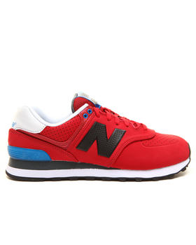 New Balance - Paint Chip 574ACC Trainer