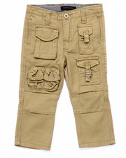 Bottoms - FLIGHT PANTS (2T-4T)