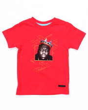 Sean John - KING BIGGIE TEE (4-7)