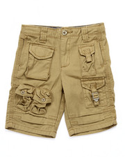 Bottoms - FLIGHT SHORTS (2T-4T)
