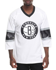 Jerseys - Brooklyn Nets NBA Pick-Up Game Top