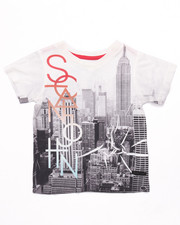 Short-Sleeve - SJ CITY TEE (4-7)