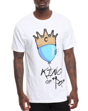 Men - King of Pop Tee