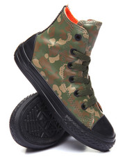 Footwear - Chuck Taylor All Star Camo Rubber (11-6)