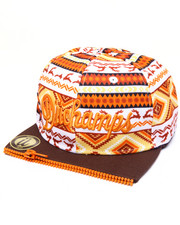 Men - UGLY SWEATER ZIPPER - FRONT SNAPBACK HAT