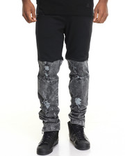 Jeans & Pants - B P Hybrid Fleece / Denim Pants
