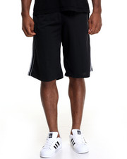 Men - Basic Two - Stripe French Terry Shorts
