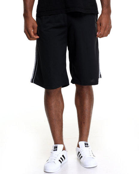 Basic Essentials Men Basic Two Black X-Large
