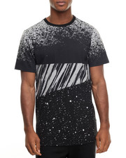 Buyers Picks - Hi-Lo Mix Print Tee