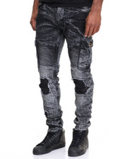 Buyers Picks - SMOKE MOTO - STYLE DENIM JEANS