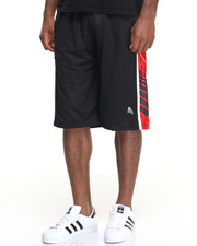 Men - Basic Sport - Trim Mesh Shorts