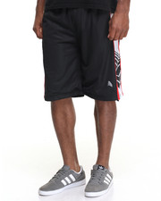 Basic Essentials - Basic Sport - Trim Mesh Shorts