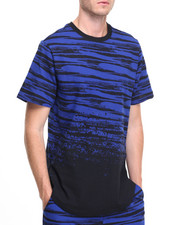 Men - Brushed Graphic Scoop Tee