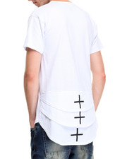 Buyers Picks - Triple Layer Scallop Tee