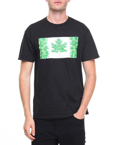 Crooks & Castles Men M39 T-Shirt Black Small
