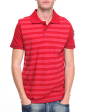 Men - Stars and Stripes Polo