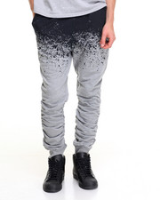 Jeans & Pants - Spray Scrunch leg jogger