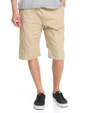 Men - Twill Drop Crotch Short