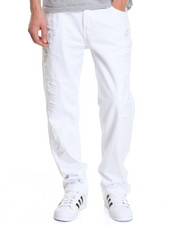 Jeans - Heavy Rip and Tear Twill Pant
