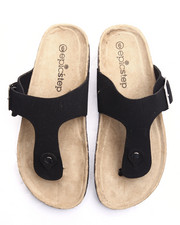 Sandals - Thong Footbed Sandal