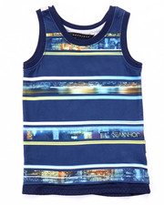 Sizes 2T-4T - Toddler - CROSSTOWN TANK (2T-4T)