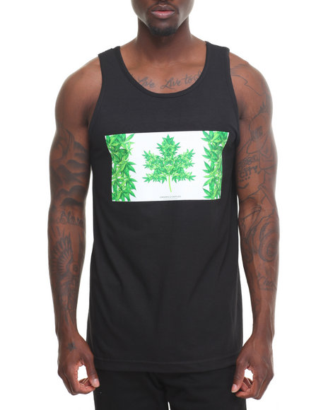 Crooks & Castles Men M39 Tank Black Large
