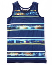 Sizes 8-20 - Big Kids - CROSSTOWN TANK (8-20)