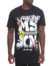 Men - MSKN Racing Scallop Tee