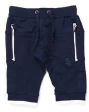 Boys - LUXE FRENCH TERRY JOGGER SHORTS (4-7)