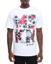 T-Shirts - MSKN Playing Cards Tee