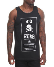 Crooks & Castles - Can't Stop The Kush Tank
