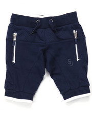 Boys - LUXE FRENCH TERRY JOGGER SHORTS (2T-4T)