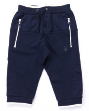Boys - LUXE FRENCH TERRY JOGGER SHORTS (8-20)