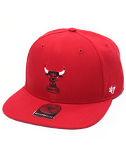 Men - Chicago Bulls Centerfield '47 CAPTAIN Snapback Cap