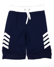 Boys - SIDEWAYS FRENCH TERRY SHORTS (8-20)