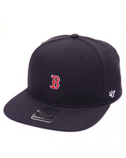 Men - Boston Red Sox Centerfield '47 CAPTAIN Snapback Cap