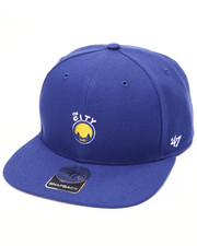 Men - Golden State Warriors Centerfield '47 CAPTAIN Snapback Cap